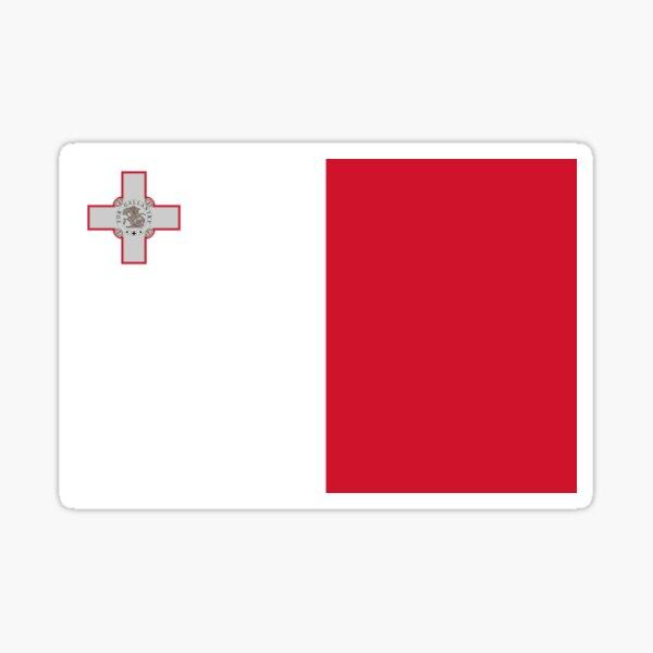 Flag of Malta Sticker