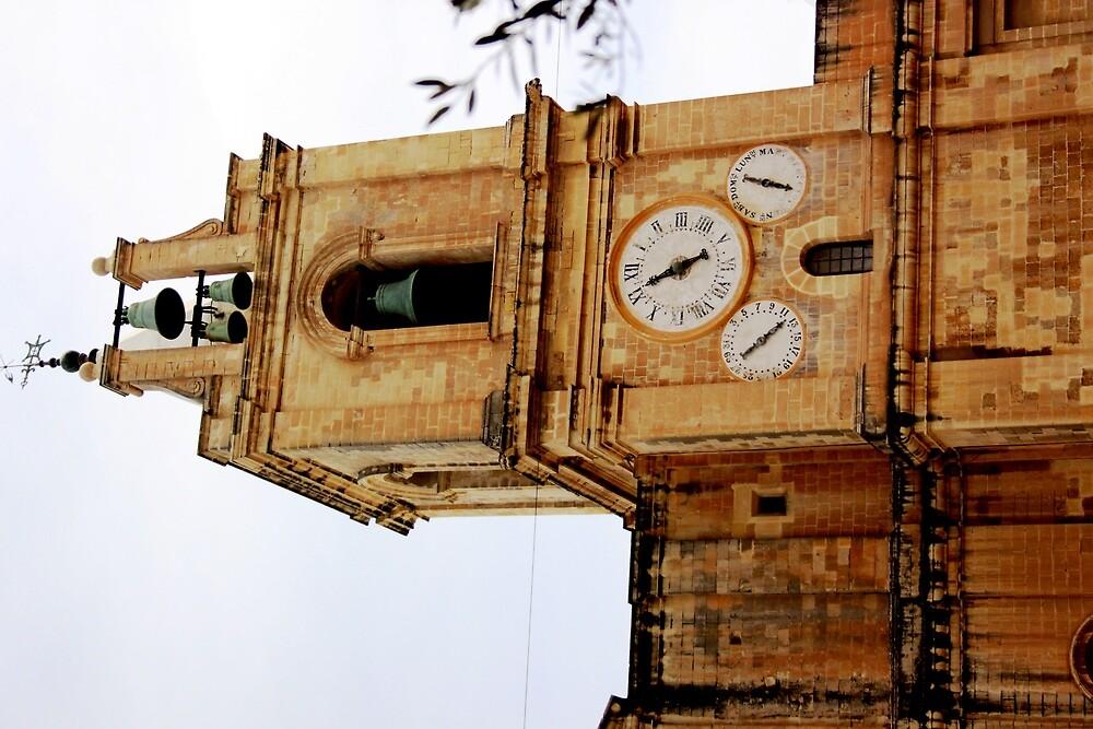 ST. John's Clock Tower by DRDJ