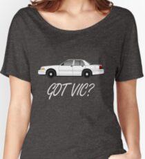 Got Vic? Women's Relaxed Fit T-Shirt