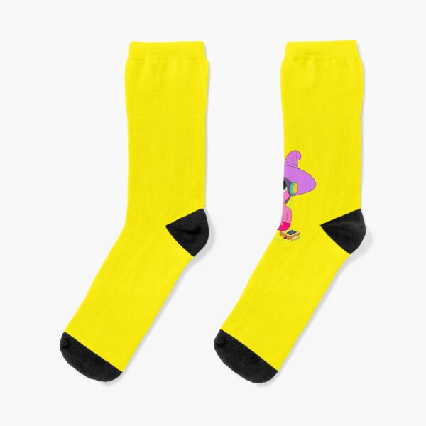 Clancy Chillin' Socks