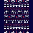 Purrfect Christmas by Paula García