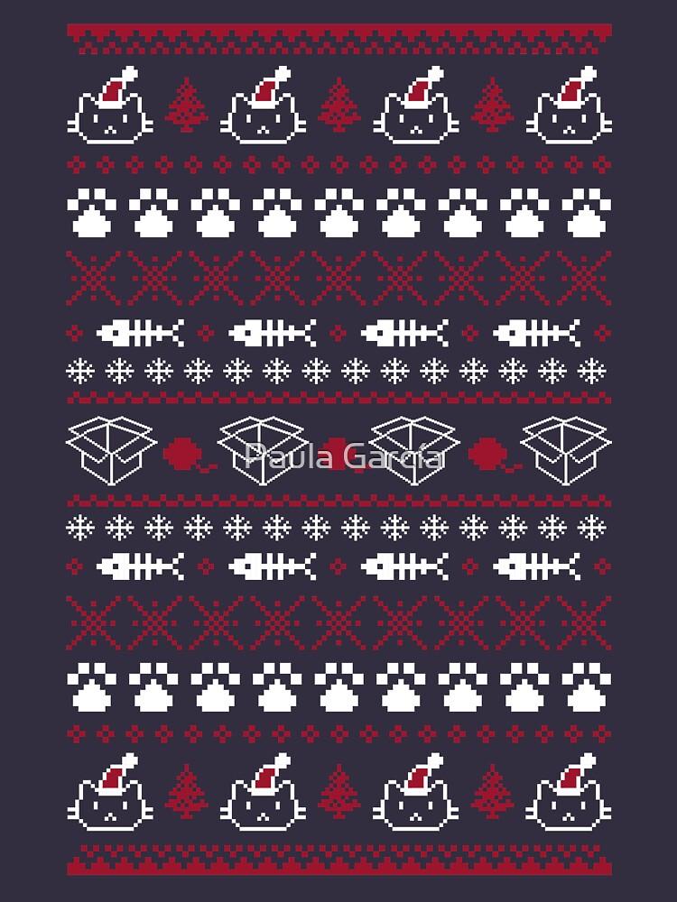 Purrfect Christmas by paula-garcia