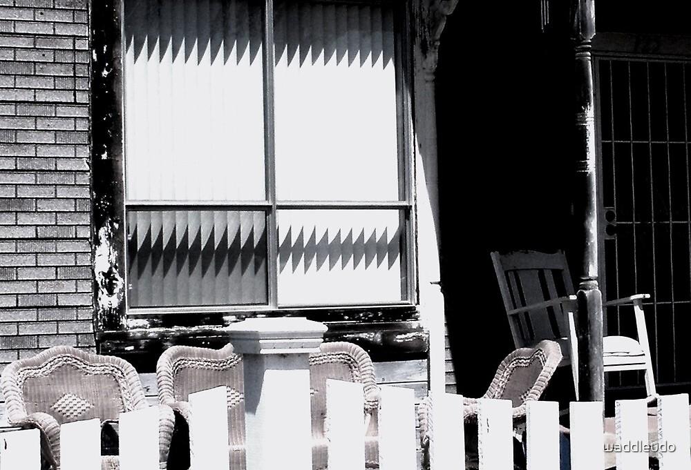 Veranda Patterns by waddleudo
