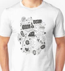 Gloom & Doom pattern T-Shirt