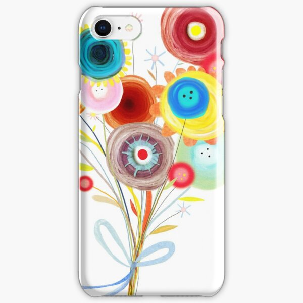 Awesome Wedding Bouquet Ranunculus iPhone Snap Case