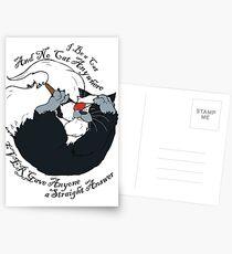 I be a Cat Postcards