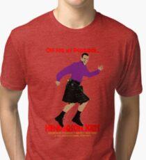 Henderson Kilts - 2 Tri-blend T-Shirt