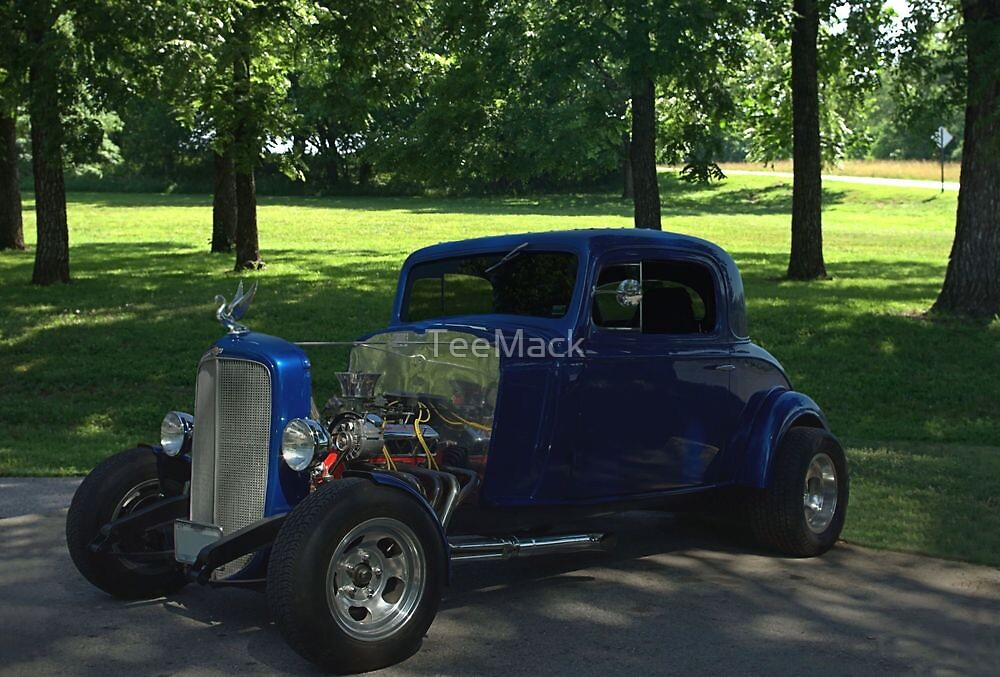 1935 Chevrolet Hot Rod Coupe by TeeMack