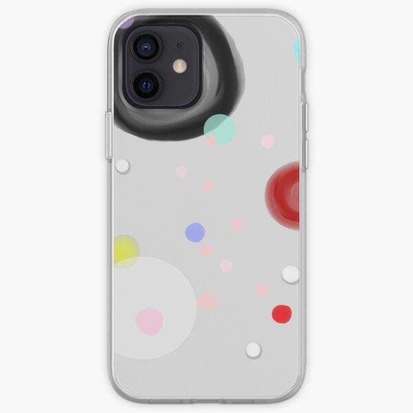 Desigual Polka Dots Funda blanda para iPhone