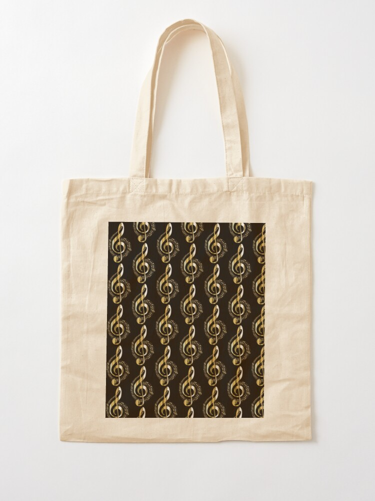 Alternate view of Love Notes Tote Bag