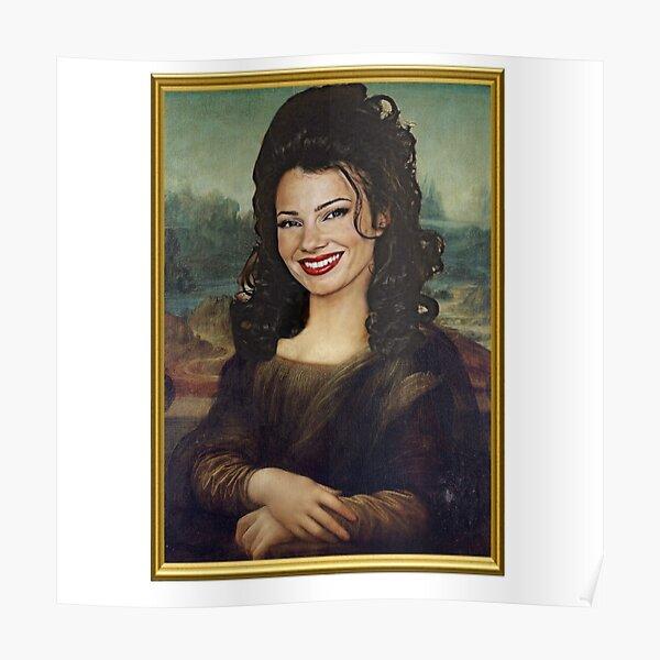 The Nanny - Mona Lisa Poster
