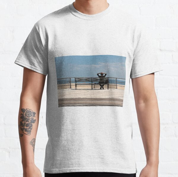 Brighton Beach Walk Way Classic T-Shirt