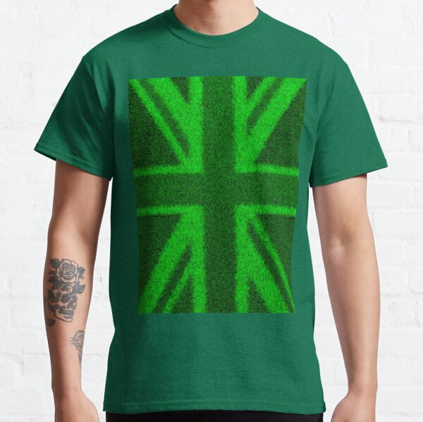 Grass Britain Classic T-Shirt