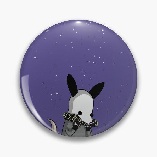 Midnight Posso - Tiny Snek Comics Pin