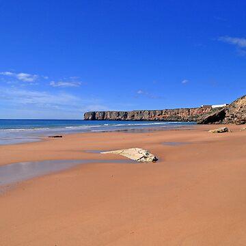 Praia da mareta by metronomad