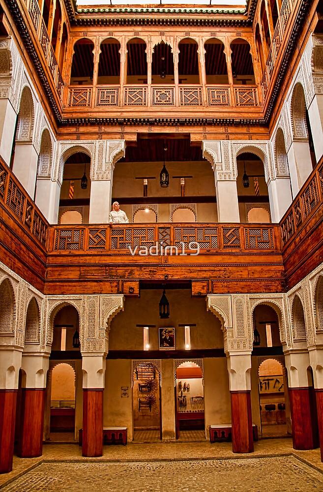 Morocco. Fes. Nejjarine Museum. by vadim19