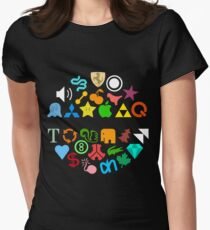 XTC Shirt (2012 Edition) Womens Fitted T-Shirt