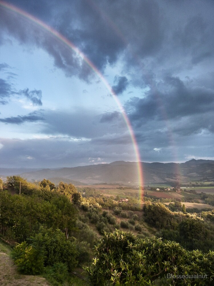 End of the Rainbow by Blessedwalnut