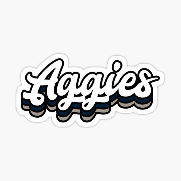 Aggies - Utah State University Sticker
