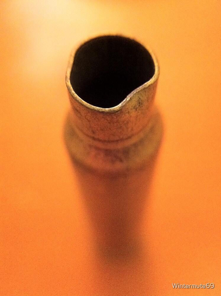 AK47 bullet case by Wintermute69