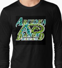 DIAMONDBACKS BLACK Long Sleeve T-Shirt