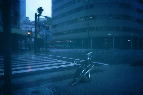 ひとりぼっち。 by honyaraka