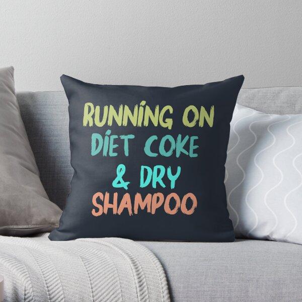 Dry Shampoo Pillows Cushions Redbubble