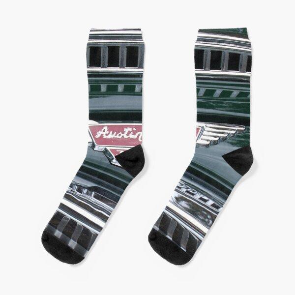 Austin Healey Badge Socks