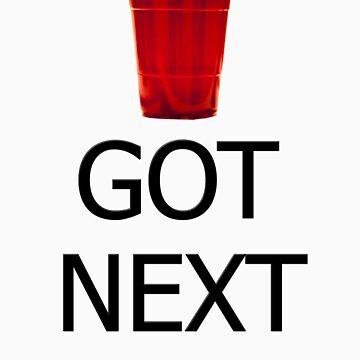 GOT NEXT - Beer Pong by JoeIbraham