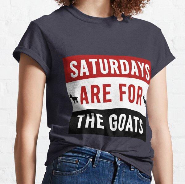 Los sábados son para las cabras - WPI Camiseta clásica