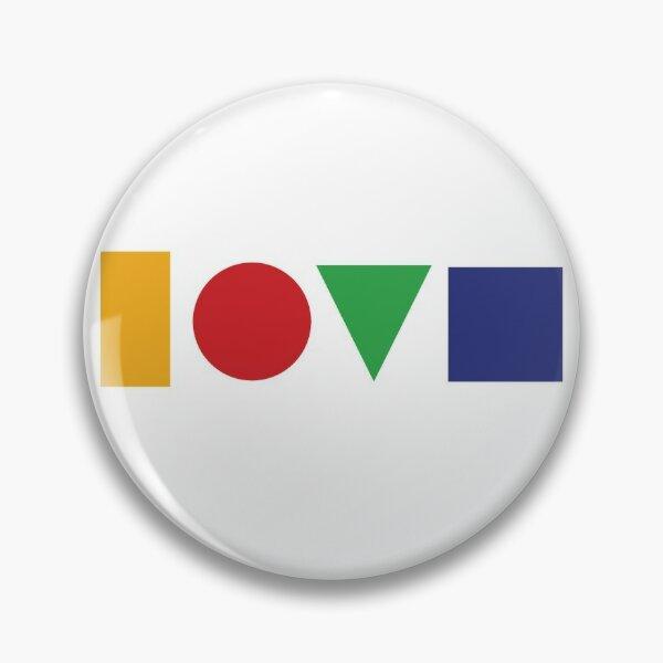 Love Is a Four Letter Word Jason Mraz Album Cover Art Pin