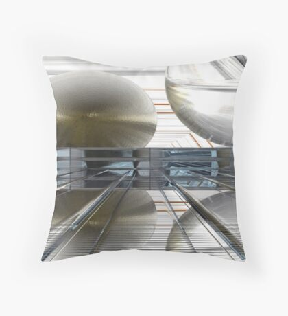 Momentum - just for the record: please read below! :o) Throw Pillow