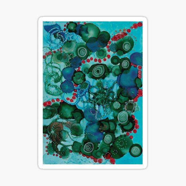 Underwater Garden Sticker