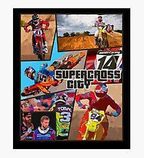 Supercross Photographic Print