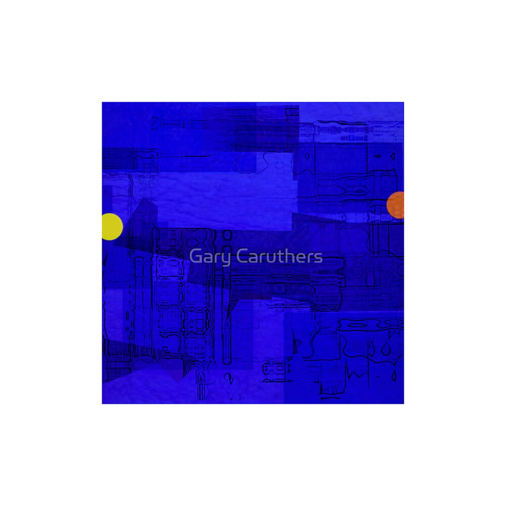 A Circle Amongst Squares by Gary Caruthers