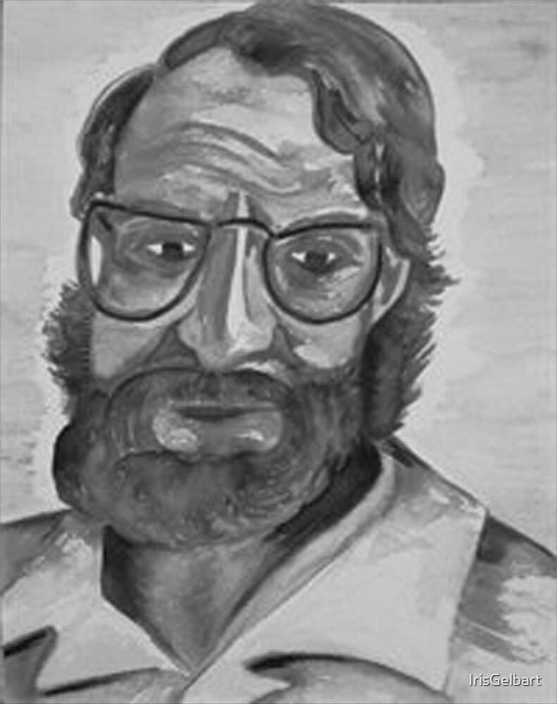 Portrait of George by IrisGelbart