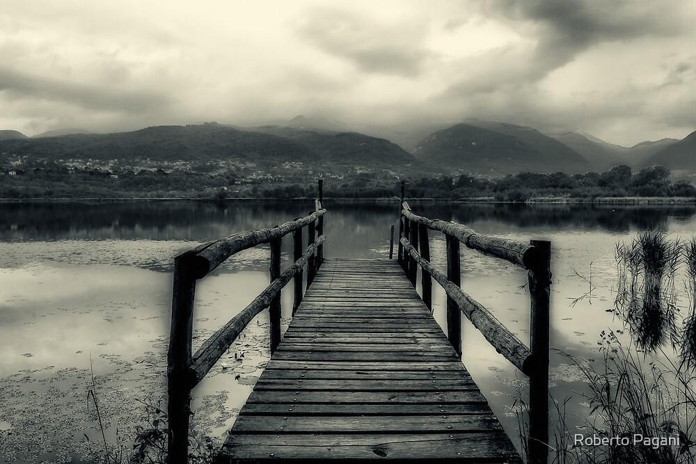 Wharf #2 by Roberto Pagani