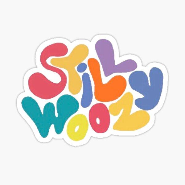 Still Woozy Sticker