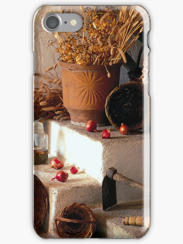 Cellar Stil Life iphone case by shelfpublisher