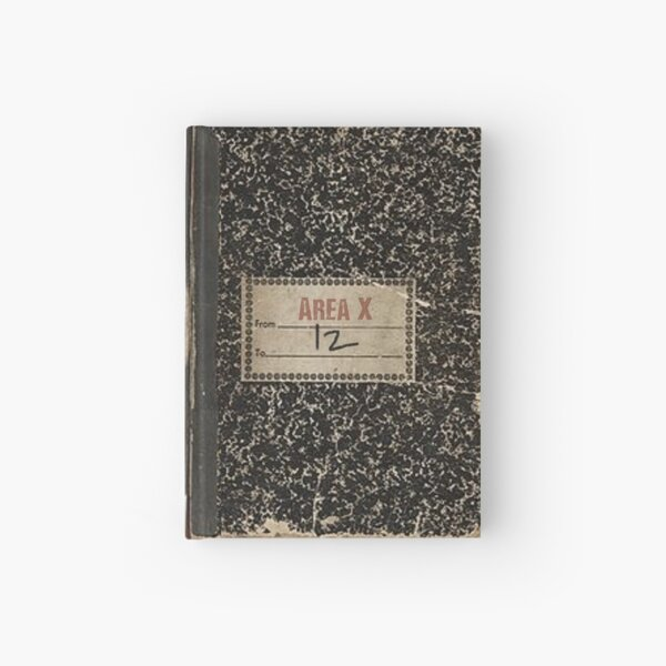 Area X Hardcover Journal