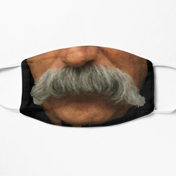 Ranch Stache Flat Mask