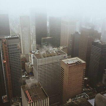 New York City by mkcvte