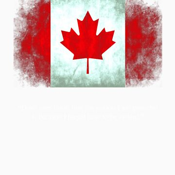 Canadian Flag by dhowton