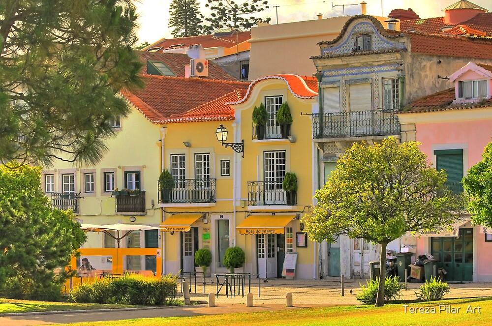 Belém I by terezadelpilar ~ art & architecture
