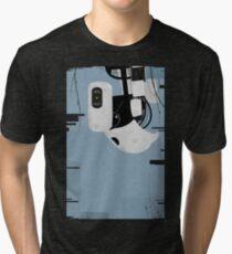 Reboot.exe Tri-blend T-Shirt