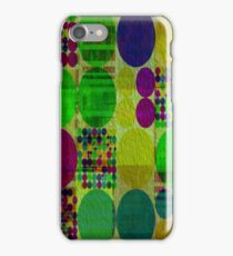 Circles... Circles... Circles iPhone Case/Skin