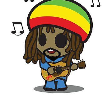 Reggae Man by mikoto