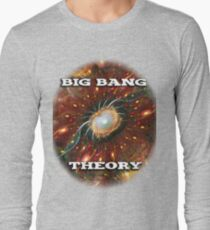 Expanding Light ~ Big Bang Theory Long Sleeve T-Shirt