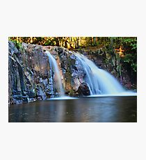 Waitui Falls NSW Australia  Photographic Print