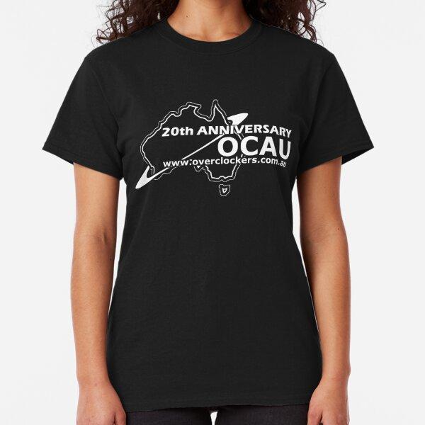 OCAU 20th Anniversary Logo Classic T-Shirt